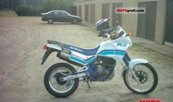 1990 Suzuki DR 650 R Dakar (reduced effect) #1