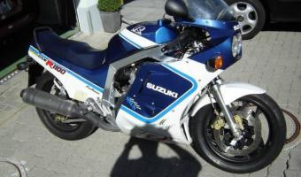 Suzuki GSX-R 1100 (reduced effect)