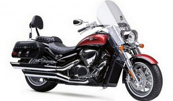 2009 Suzuki Intruder C1800RT #1