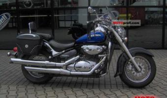2002 Suzuki VL 800 Intruder Volusia