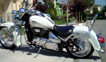 2003 Suzuki VL 800 Intruder Volusia