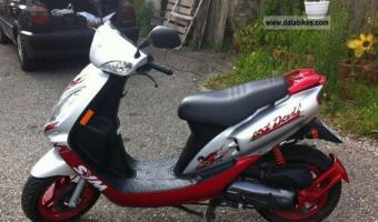 2008 Sym Jet Red Devil 50