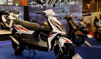 2011 Sym Orbit 50