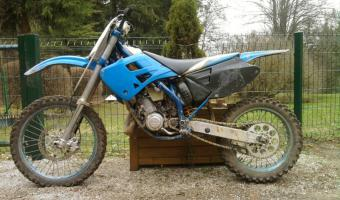 2004 TM Racing MX 125 Cross #1