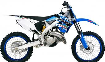 2010 TM Racing MX 125 #1
