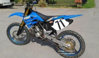 2004 TM Racing MX 250 Cross