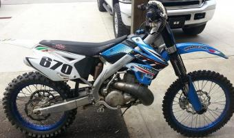 2006 TM Racing MX 250 F
