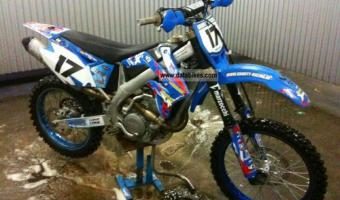TM Racing MX 450 F ES Cross