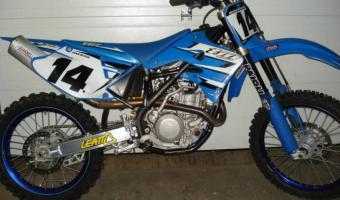 2005 TM Racing MX 450 F #1
