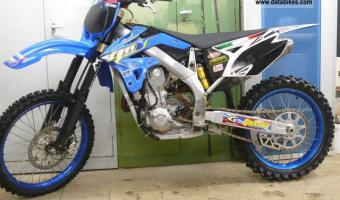 2011 TM Racing MX 85 Junior