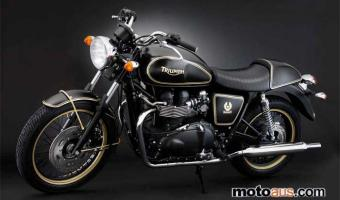 Triumph Bonneville 50th