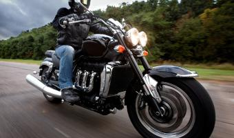 2012 Triumph Rocket III Roadster
