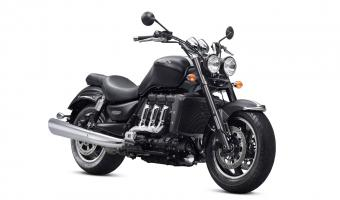 2013 Triumph Rocket III Roadster #1