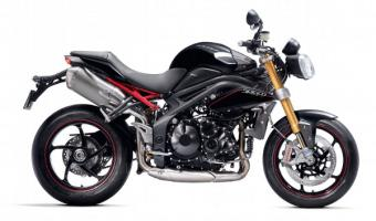 2013 Triumph Speed Triple R #1