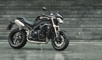 2012 Triumph Speed Triple #1