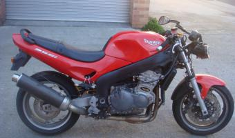 2001 Triumph Sprint RS
