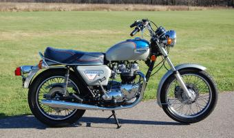 Triumph T140 ES Bonneville Royal Limited Edition (Eureopean)