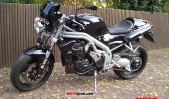1998 Triumph T509 Speed Triple #1