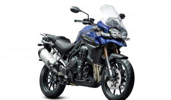 2012 Triumph Tiger Explorer #1