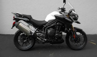 2014 Triumph Tiger Explorer #1