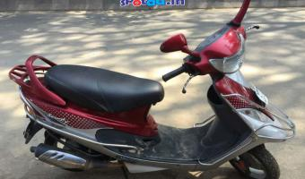 2007 TVS Scooty PEP Plus