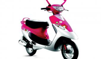 2011 TVS Scooty Pep Plus #1
