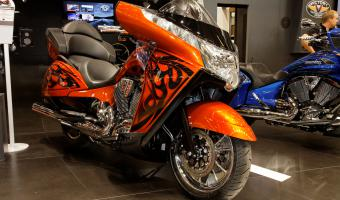 2011 Victory Arlen Ness Vision