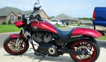 2007 Victory Hammer S #1