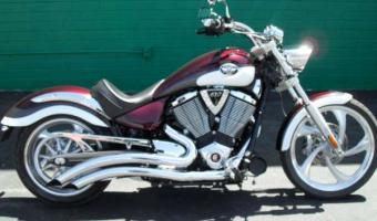 2009 Victory Vegas Low