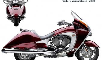 2008 Victory Vision Street #1