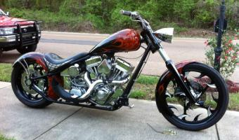 2010 West Coast Choppers CFL