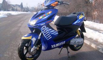 2006 Yamaha Aerox Race Replica