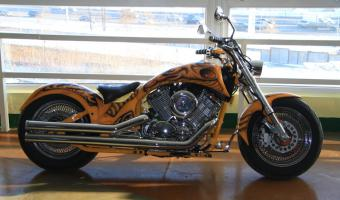 Yamaha Drag Star Four