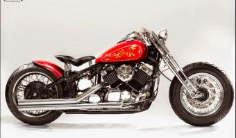 2011 Yamaha DS250 Drag Star Two-Fifty 250