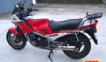 1984 Yamaha FJ 1100 (reduced effect) #1