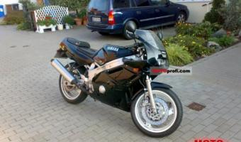 1991 Yamaha FZR 600 (reduced effect) #1