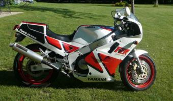 1989 Yamaha FZR 750 R (reduced effect) #1