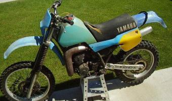 1983 Yamaha IT 490 #1