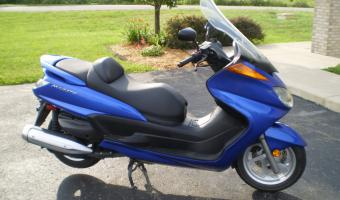 2007 Yamaha Majesty 400 #1