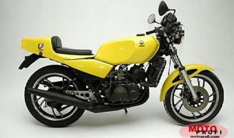 1983 Yamaha RD 250 LC (reduced effect) #1