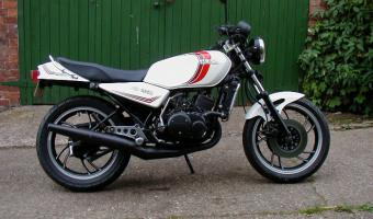 1981 Yamaha RD 250 (reduced effect)