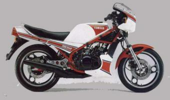 1983 Yamaha RD 350 LC YPVS (reduced effect) #1