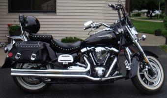 2004 Yamaha Road Star Midnight Silverado 1700