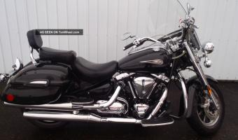 2007 Yamaha Road Star Midnight #1