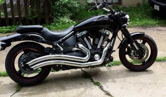 2005 Yamaha Road Star Warrior 1700 #1