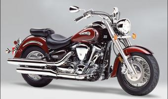 2008 Yamaha Road Star #1