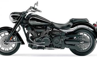 2011 Yamaha Roadliner Midnight #1