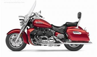 2011 Yamaha Royal Star Tour Deluxe #1