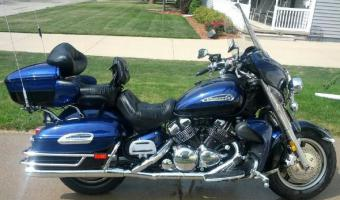 2011 Yamaha Royal Star Venture #1