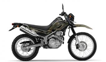 Yamaha Serow 250 25th Anniversary Special